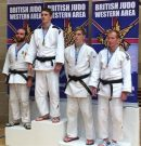 Bronze for Ethan at the Western Area Open
