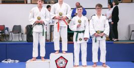 Club 61 – Green Belt and Under Competition