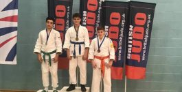 Markos takes Gold in the London Schools Champs